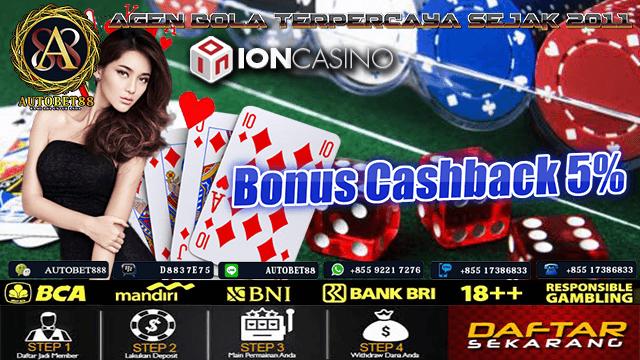 Agen Ion Casino